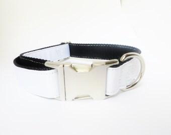 Bright White Dog Collar