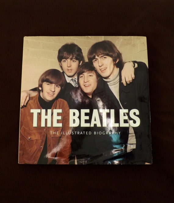 The Beatles The Illustrated Biography Transatlantic Press