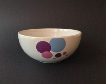 Nostalgic GDR Design Bowl