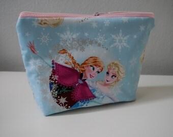Frozen Clutch | Disney Frozen Bag | Clutch | Zipper Clutch | Kids Cosmetic Bag | Zipper Bag | Cosmetic Clutch | Zippered Pouch
