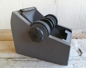 Vintage Rolodex Model 1753 Industrial Metal Office File Organizer