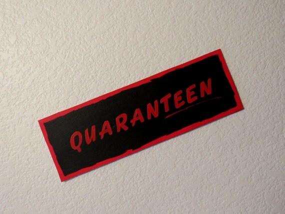 create teenage room signs