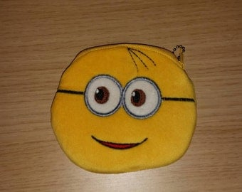 Minion purse