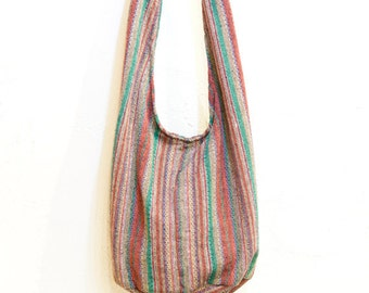 Ethnic stripe bag (009)