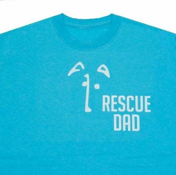 Greyhound T Shirts Rescue Greyhound Rescue Dad t...