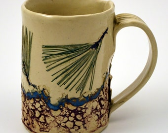 North Woods White Pine Mug