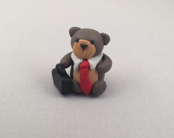 Brad the Business Bear