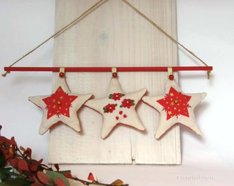 Christmas Decoration- Christmas Decor- Rustic Christmas-
