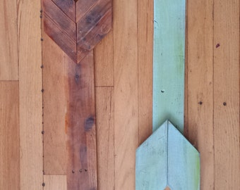 Decorative Pallet Arrow