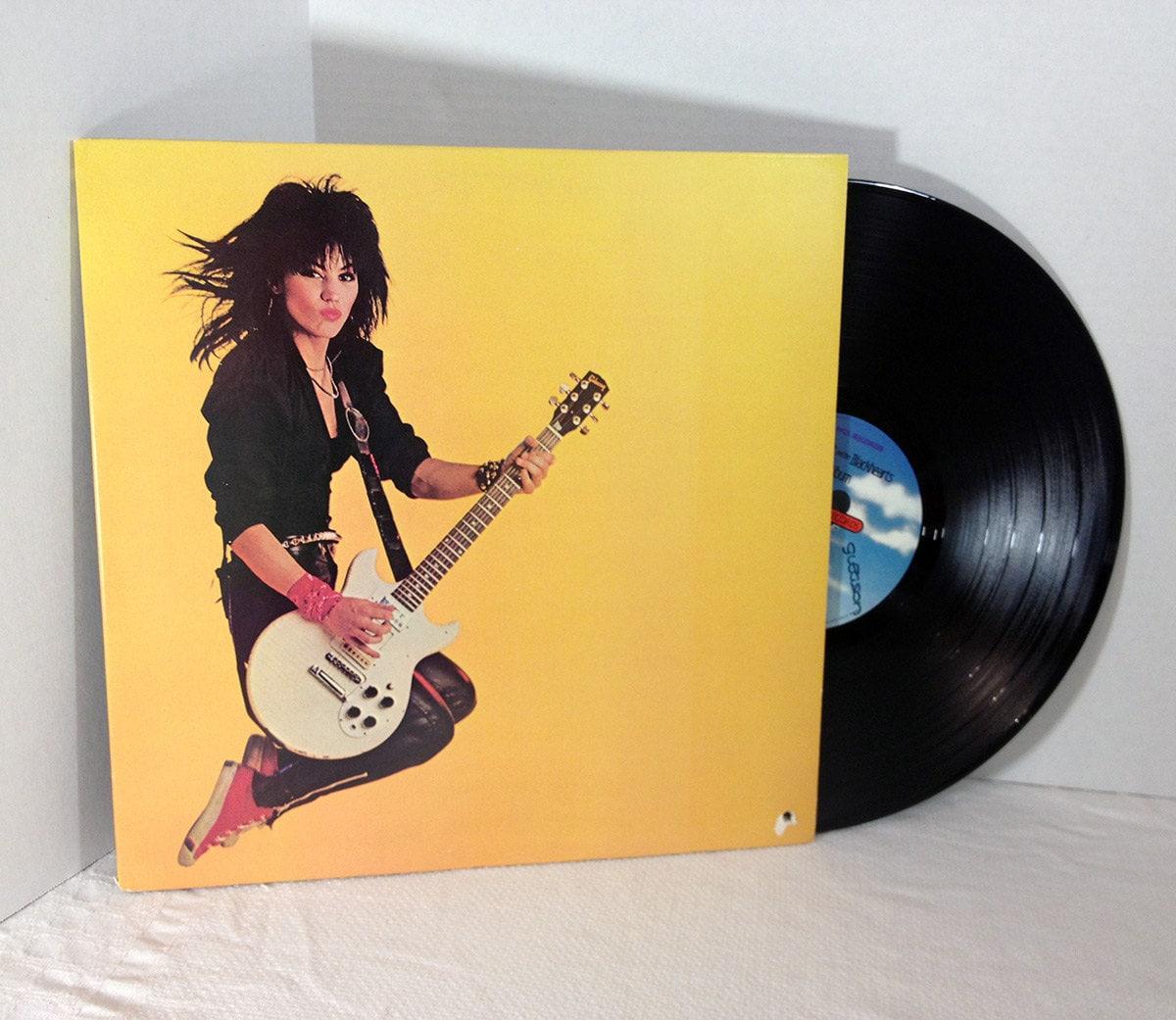 Joan Jett Amp The Blackhearts Album 1983 Vinyl By Retroregroove