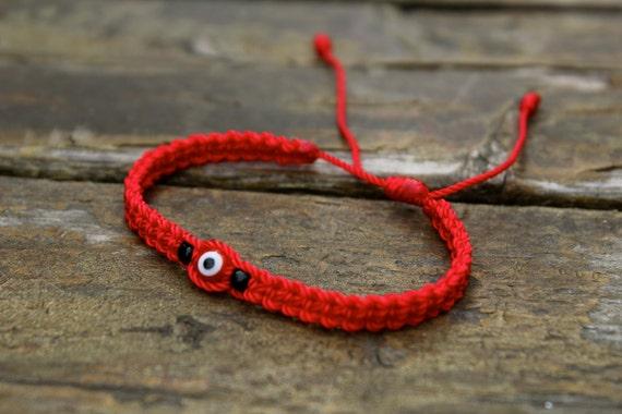 Evil Eye Bracelet Red Bracelet Children Teen And Adult