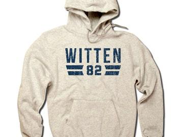 jason witten officially licensed nflpa dallas mens hoodie s 3xl jason witten font b