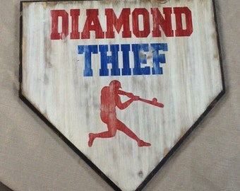 Https Www Etsy Com Listing 179131860 Baseball Home Plate Wall Decor