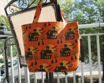 A Halloween Trick or Treat Bag