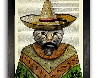 Mexican cat | Etsy