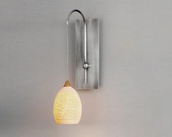 Wall light fixture. Wall sconce light. Brass wall lamp. Wall lighting sconce.