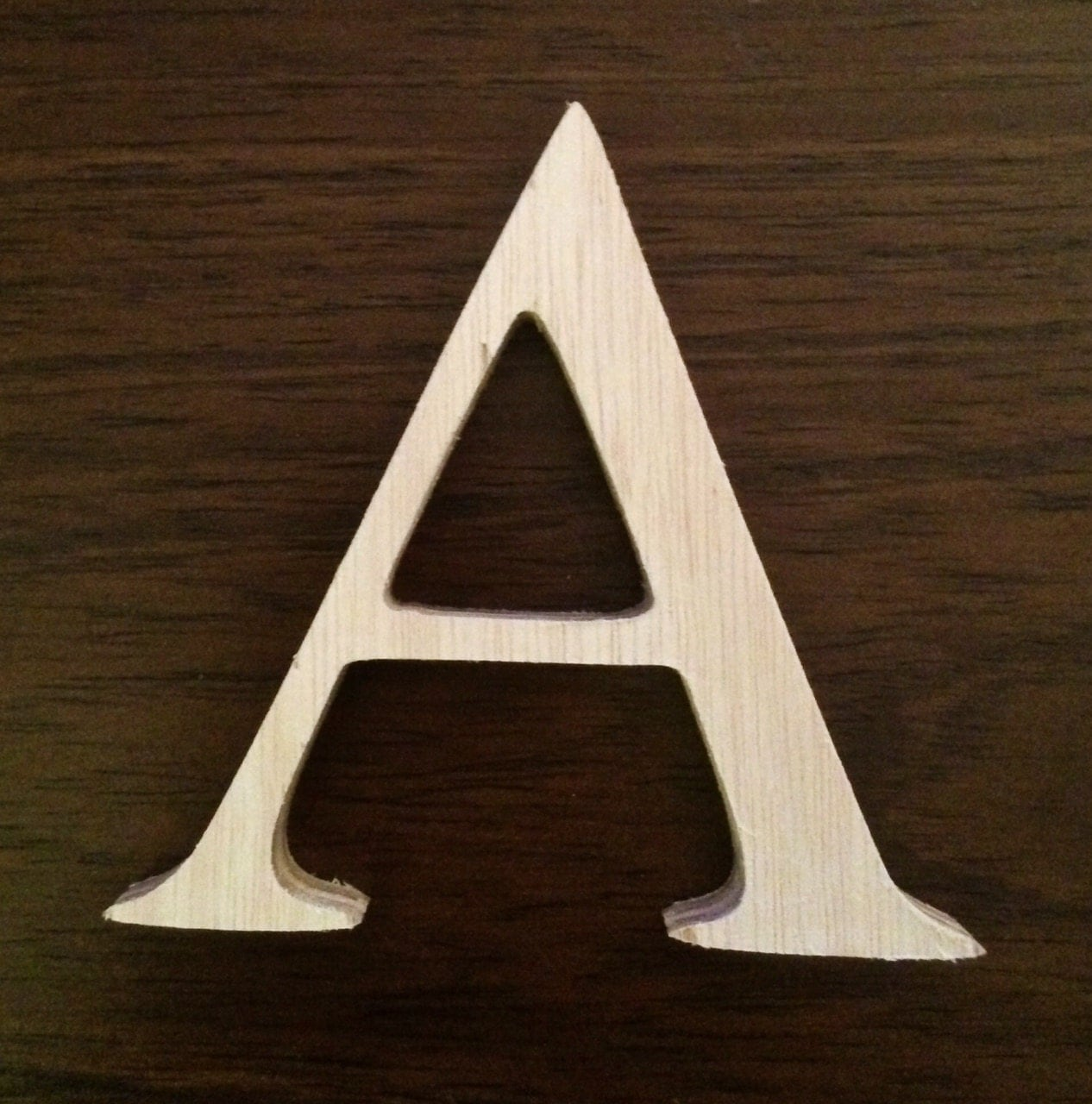 wood letters 4 inch unfinished wooden by patscreativecrafts With 4 inch wooden letters