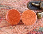 Goldstone Plugs - Double Flared - 6mm - 8mm - 10mm - 11mm - 12.7mm - 14mm - 16mm - 19mm - 22mm - 25mm