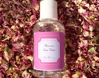 Rose Water, Toner, Moisturizer, Cleanser, Gift, Mother's Day