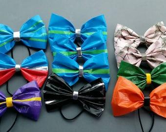 Custom Duct Tape, Duck Tape  Spirit Bows - Sport Bows - Team Bows - Cheer Bows (M)