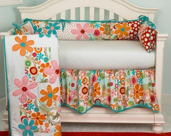 Cotton Tale Designs Lizzie 4pc Baby Bedding