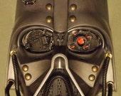 Vintage Darth Vader Mecha Sculpture