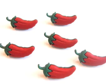 Unique Chili Pepper Kitchen Related Items Etsy