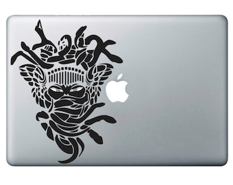 unique decal, custom decal sticker, medusa decal sticker, exclusive decal, MBP decal, wall decal, PS4 decal, iPhone decal, free shipping