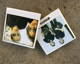 Custom Photo Coasters_SET OF 4