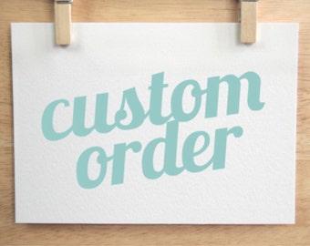 Custom 5 banner listing