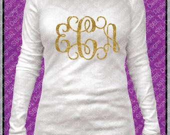 Jumbo Monogram Shirts for Women