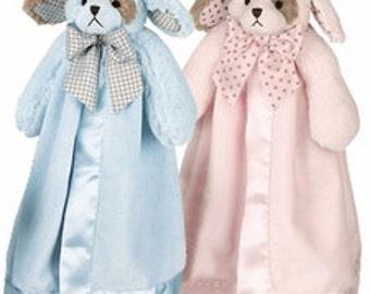 Monogrammed Baby Snugglers