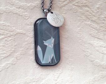 Lil Blue Fox