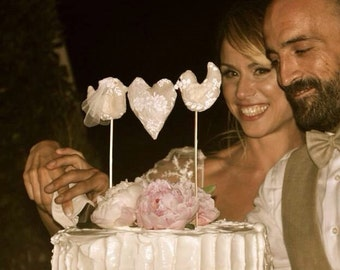 CAKE TOPPERS for wedding cake