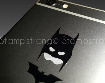 Batman Dark Knight decal sticker for Apple iPhone All Models 3 3s 4 4s 5 5s 5c 6 6 Plus