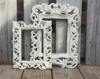 Shabby Cottage Picture Frames