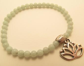 3843 - Jade Yoga Bracelet