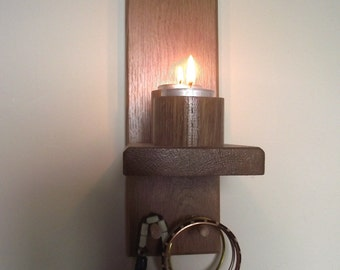 wall oak candle holderwall mounted wooden candle holders wall sconceswall hanging
