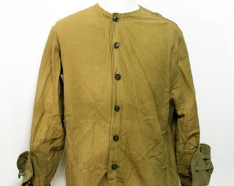 Deadstock! 60's Vintage Russian army jacket very rare!