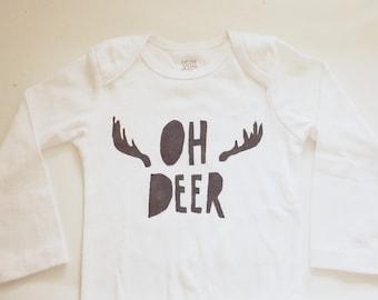 Baby Bodysuit- Oh Deer