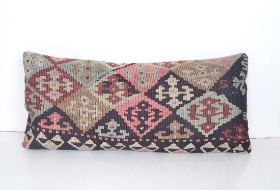 Big Throw Pillows For The Floor : Items similar to sofa throw cover large floor cushion pattern pillow kilim pillow case accent ...