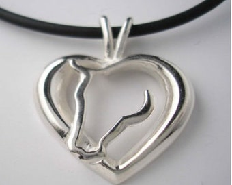 Horse Love Necklace