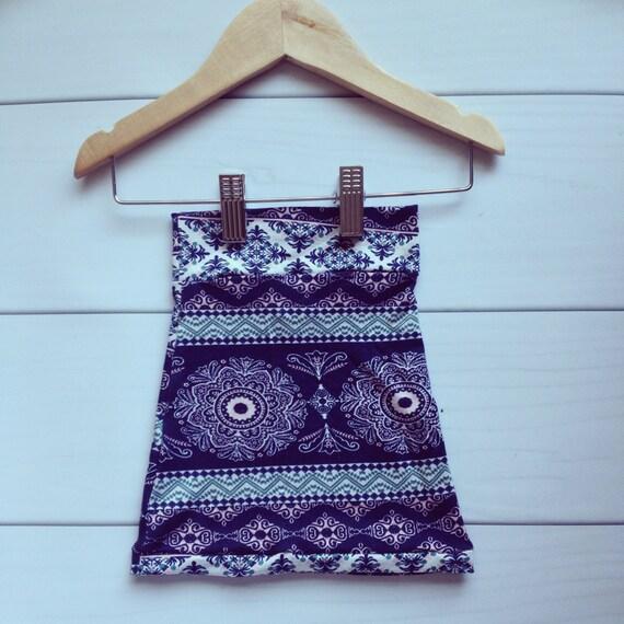 Baby maxi skirt newborn skirt baby skirt modern baby skirt navy