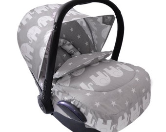 items similar to cover for maxi cosi cabriofix pebble. Black Bedroom Furniture Sets. Home Design Ideas