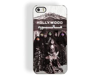 Hollywood Ladies iPhone 5/5S case, iPhone 6 case, iPhone 5c cases, iPhone 4/4s Case
