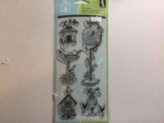 Inkadinkado For the Birds stamp set