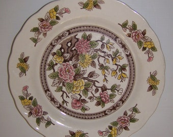 Pair of Indian Tree Stylehouse Ironstone Plates