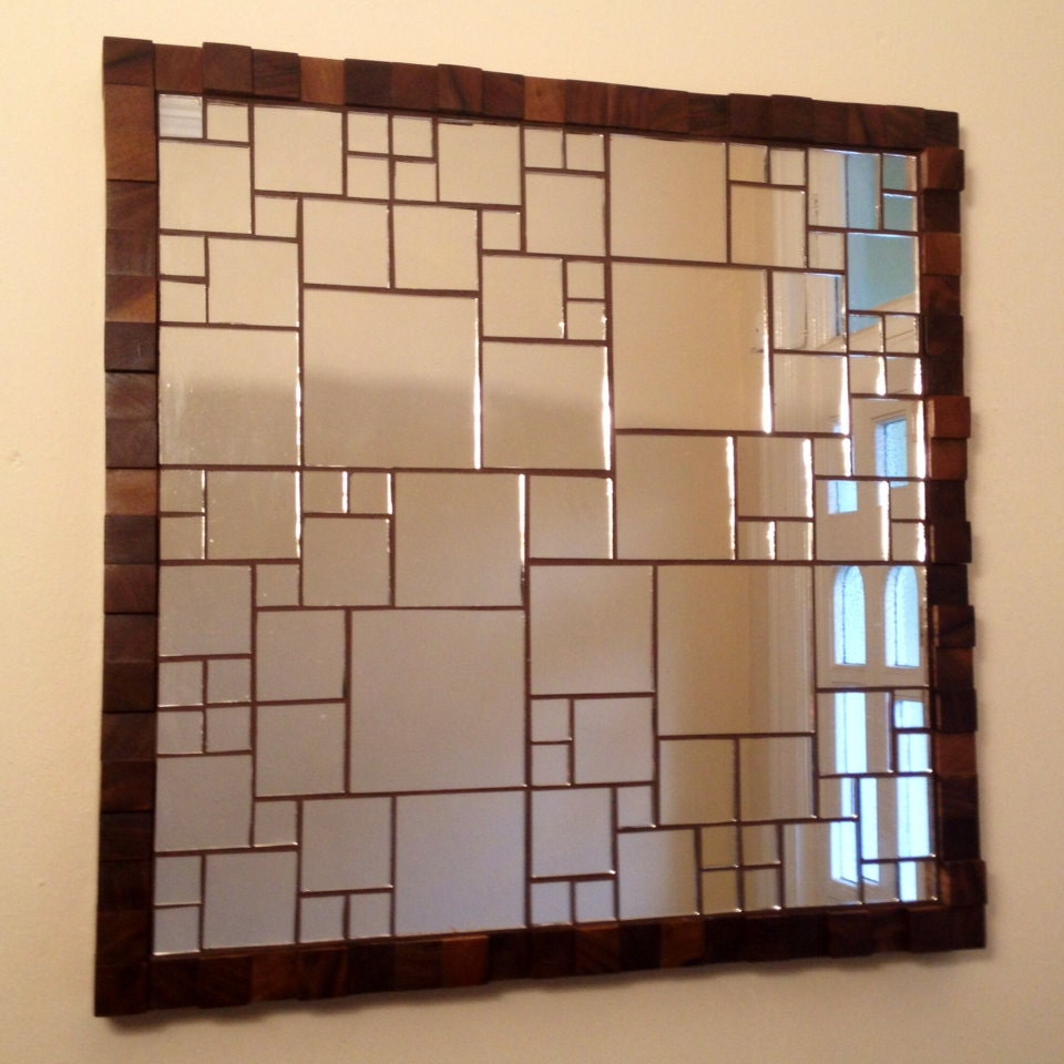 Mirror panels for walls -  Zoom