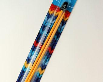 Prym Children's plastic knitting needles 4.0 mm / 6 US