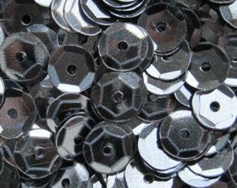 Metallic Sequins - 6mm or 8mm - 25 grams YA2